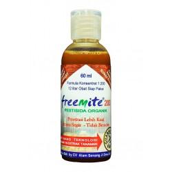 Freemite200 - 200 kali konsentrat 60 ml (12 liter Pestisida Organik siap pakai)